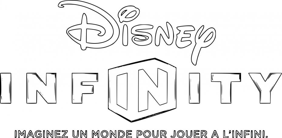 Coloriage Disney Infinity à imprimer