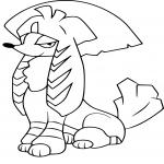 Couafarel coupe Kabuki Pokemon