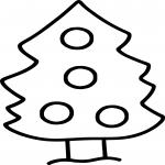 Noël maternelle dessin à colorier